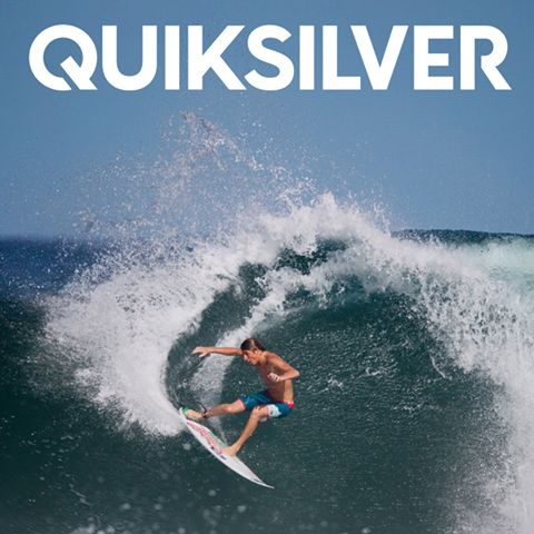 No se puede detener las olas, pero puedes aprender a surfear. #ActitudQuik #Quiksilver #LifeStyle #Colombia #Surf