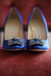 Royal blue Jimmy Choo pumps.  #torontoweddingphotography #torontoweddingvideography #weddingphotography #torontoweddings #torontowedding #culturalwedding #torontophotographer #torontovideographer #weddingvideography #torontobride