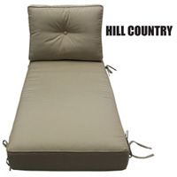 The Casual Elegance Of The Hill Country Outdoor Cushion Collection Features  A 4u201d Thick Boxed