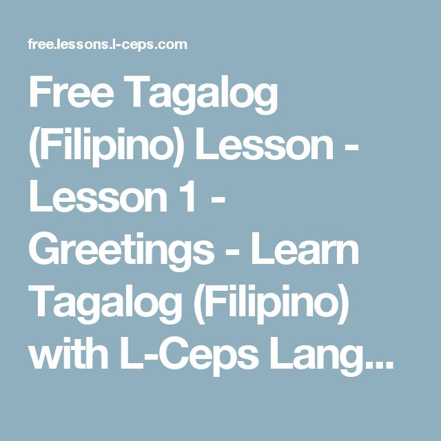 Learn Tagalog by Dalubhasa - Apps on Google Play