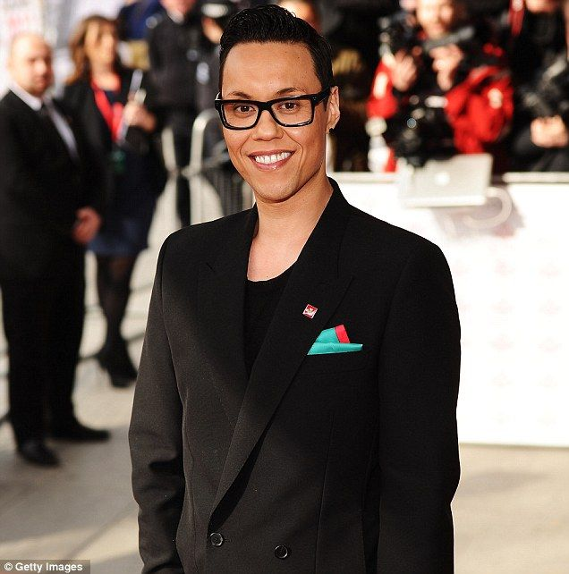 Gok Wan's latest lingerie is a huge success, with a piece of his shape wear selling every 3 minutes | Mail Online