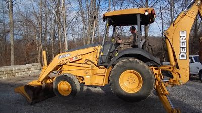 John Deere Service Technical Manual: JOHN DEERE 310SG 315SG BACKHOE LOADER OPERATION & ...