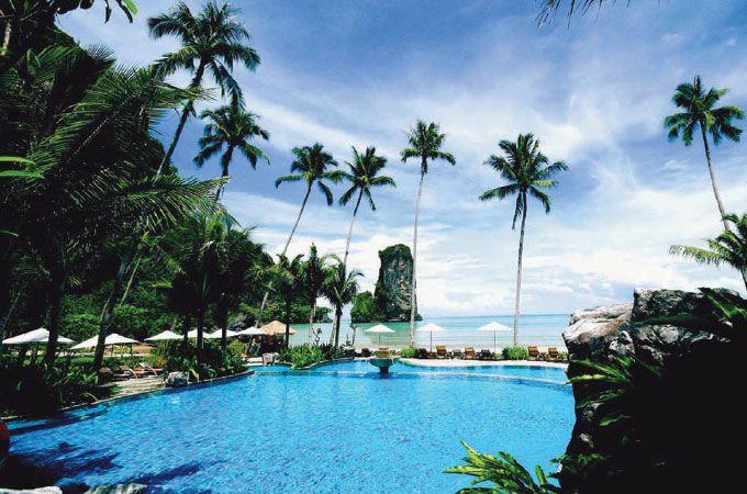 HONEYMOON HAVEN Centara Grand Beach Resort and Villas Krabi