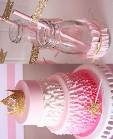 Cumpleaños Princesa Rosa