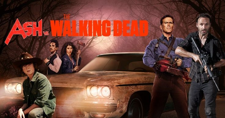 Bruce Campbell Leaks 'Ash Vs. the Walking Dead' Script? -- Bruce Campbell reveals the very short script for 'Ash Vs. the Walking Dead' crossover, which isn't even a page long. -- http://movieweb.com/ash-vs-walking-dead-script-leak-bruce-campbell/
