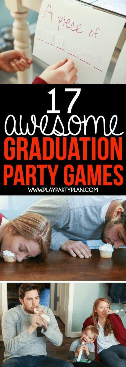 Při pohledu na věci na práci na maturitním večírku?  Tyto promoce společenské hry jsou jedny z nejlepších nápadů všech dob!  Jsou ideální pro vysoké školy, střední školy, nebo dokonce 8. platové maturitním večírku!  My se určitě snaží se na tyto zábavné minutu vyhrát hry na našem 2017 maturitním večírku!