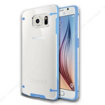 Samsung Galaxy S6 Lüks Mavi Plastik Bumper Kılıf http://www.telefongiydir.com.tr/samsung-galaxy-s6-luks-mavi-plastik-bumper-kilif-urun3856.html