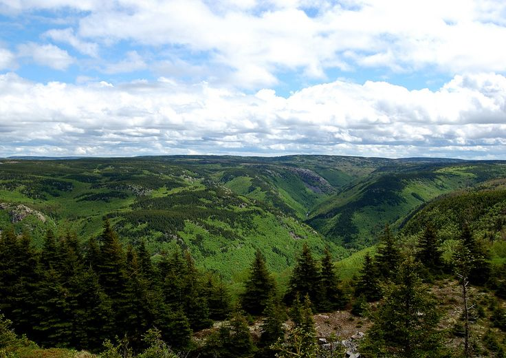 The Cabot Trail in Nova Scotia. | 34 Reasons The Maritimes Is The Best Place On The Planet