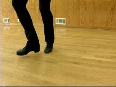 Advanced Tap Dance Lessons : Syncopated End of Paddle & Roll Combination...