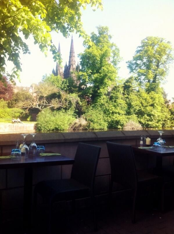 28 May 2014: Our #BusinessOfTheWeek this week is Ego Restaurants in Lichfield. Great food, excellent customer service and a fantastic view of Lichfield Cathedral. Everything about them is social!   www.egorestaurants.co.uk  #LocalBiz #Staffordshire #Lichfield #Restaurant #Cathedral