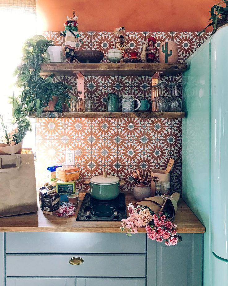 der Jungalow. Ich liebe diese kleine Küche.