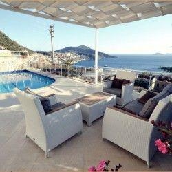 4 Bedroom Villa Lion Near Kalkan Town   Holidays in Kalkan Kas Fethiye Turkey