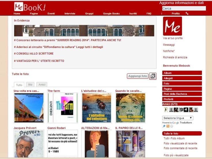 Mebook! Social Network