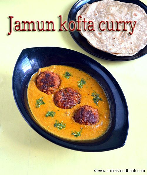 The 97 best punjabi food images on pinterest vegetarian recipes gulab jamun kofta curry forumfinder Images