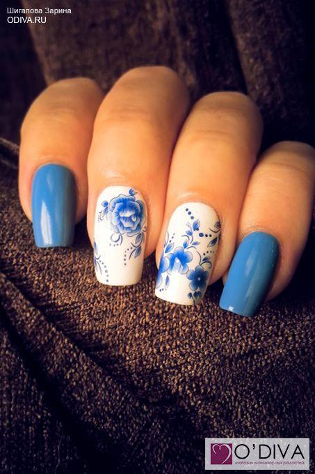 Слайдер дизайн/водные наклейки (M25) http://odiva.ru/~wf3yx Milv, лак для ногтей (темно-голубой №11) http://odiva.ru/~zz2Up  #milv #милв #водныенаклейки #наклейкидляногтей #слайдердизайн #наклейкинаногти #дизайнногтей #ногти #идеиманикюра #маникюр