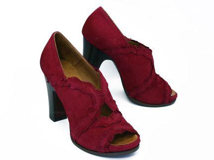 Chie Mihara Veranito. xo, Ped Shoes