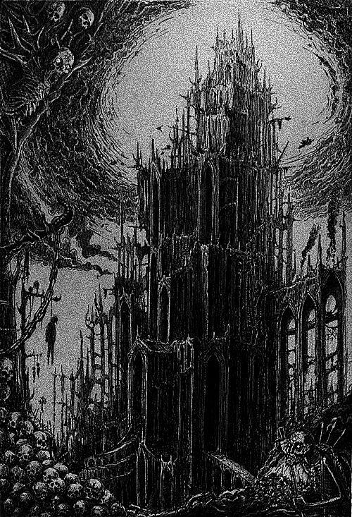 The Horror ~ Infinite Scroll