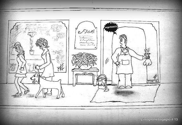 ilsognonelbagaglio.it  Attenti al cucciolo.