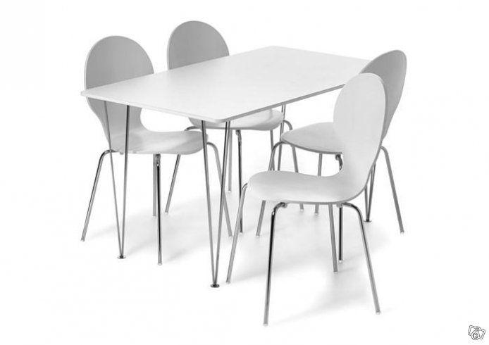 Matbord Mio Plaine + Ikea Kivik 2-sits som ny | Stockholm