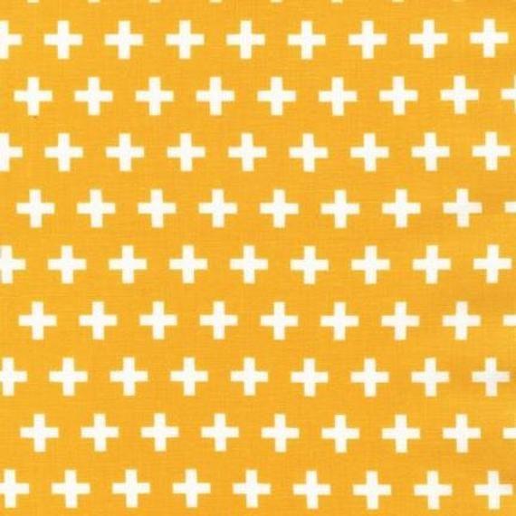 Remix Summer Yellow Plus By Ann Kelle For Robert Kaufman Modern