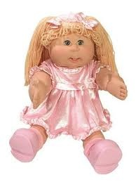 I will give you the original Cabbage Patch Doll my Mommy bought for you back in 1983 (or was it '84?)  I'll have to look at the Birth Certificate to see...
