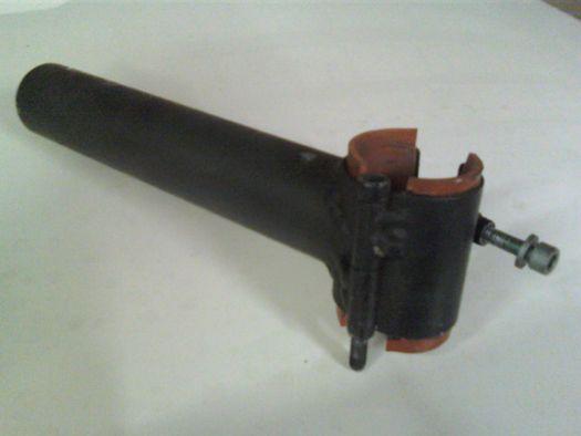 Homemade clamp
