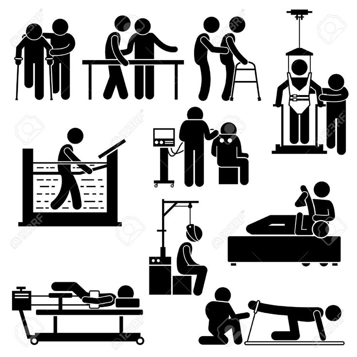 Resultado de imagen de figuras de fisioterapia
