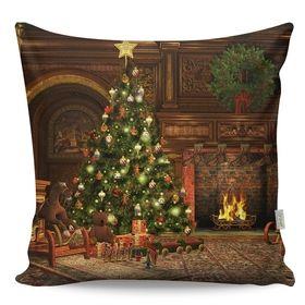 Poduszka świąteczna, 43x43 cm