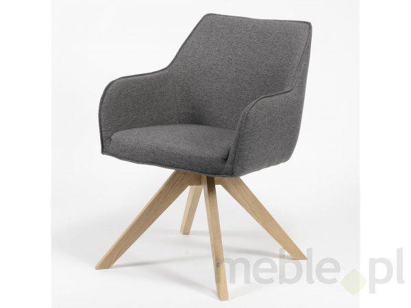 Fotel Fabian XV ciemnoszary ZIJLSTRA mm0HR841194, ZIJLSTRA - Meble