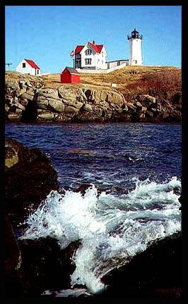 Nubble Light - York, Maine: Nubbl Lights, Maine 2012, York Maine, Maine Great Travel, Maine Books, Maine Favorite Places Spac, Maine Dalesuffridg, Lights Houses, Nubbl Lighthouses