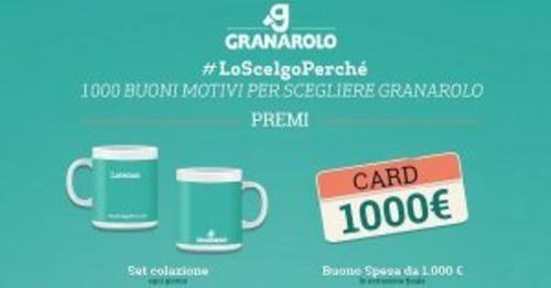 #BuoniSconto: #Granarolo: vinci un set di tazze personalizzate da  (link: http://ift.tt/1ZcFVTY )