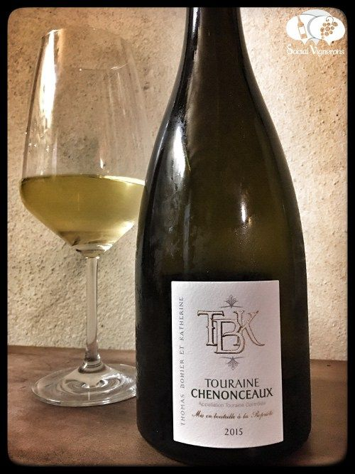 Score 89/100 Wine review, tasting notes, rating of Thomas Bohier Katherine Touraine Chenonceaux. Description of aroma, palate, flavors. Join the experience.
