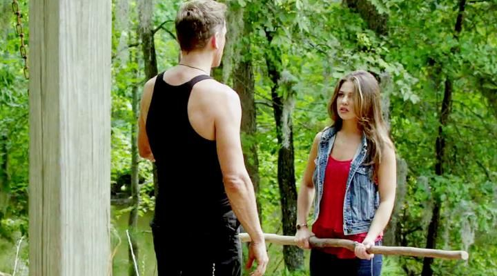 #TheOriginals Davina is asking for a butt whooping