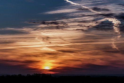 Sunrise by Katarzyna Szymanska