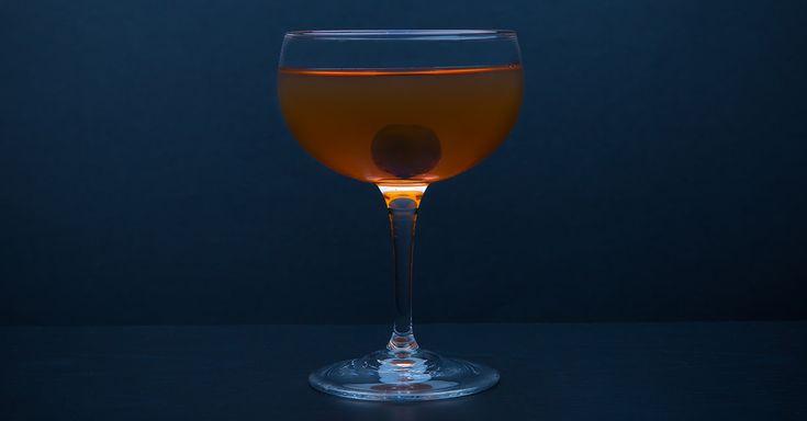 The Best Manhattan Cocktail Recipe