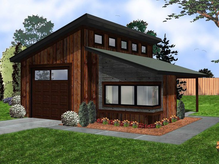 101 best garage plans with boat storage images on for Modern carriage house plans