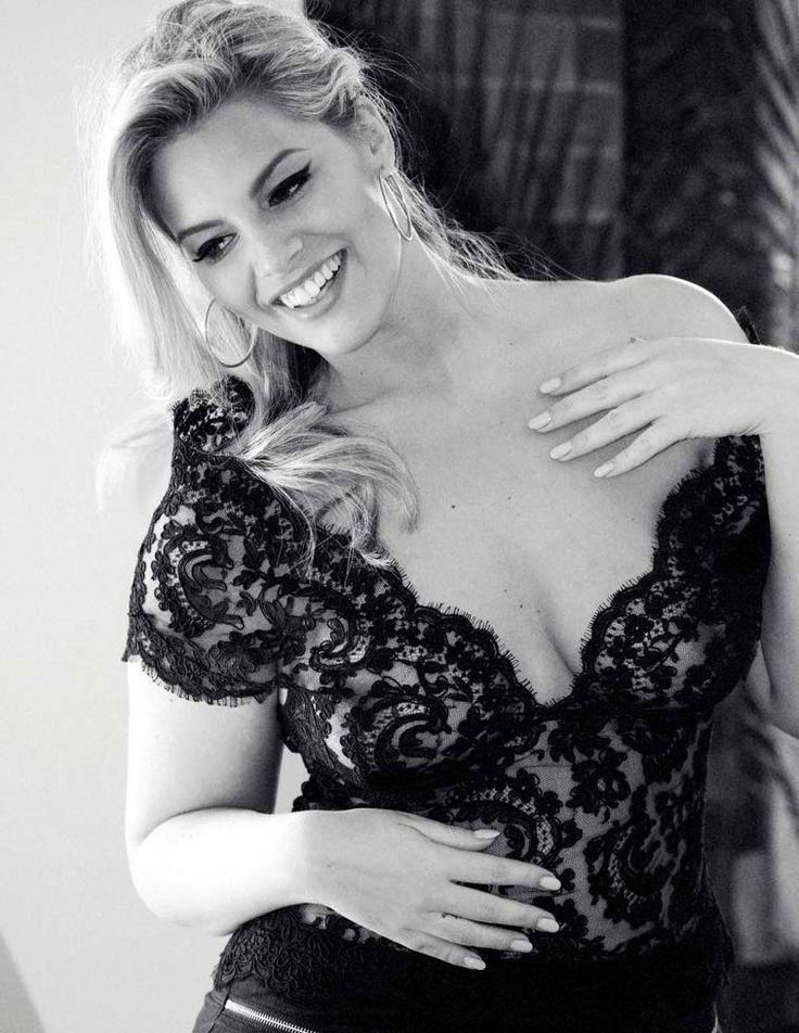 New Plus Size Model Angelina Kirsch Inspiration f r kurvige Frauen FIV Magazine We love Fashion
