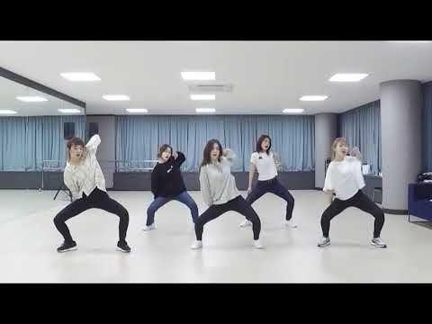 Red Velvet 레드벨벳 '봐 Look' Dance Practice