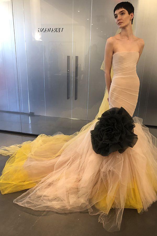 Dreamy Gowns At Vera Wang Darcy Miller Designs Verawanggang