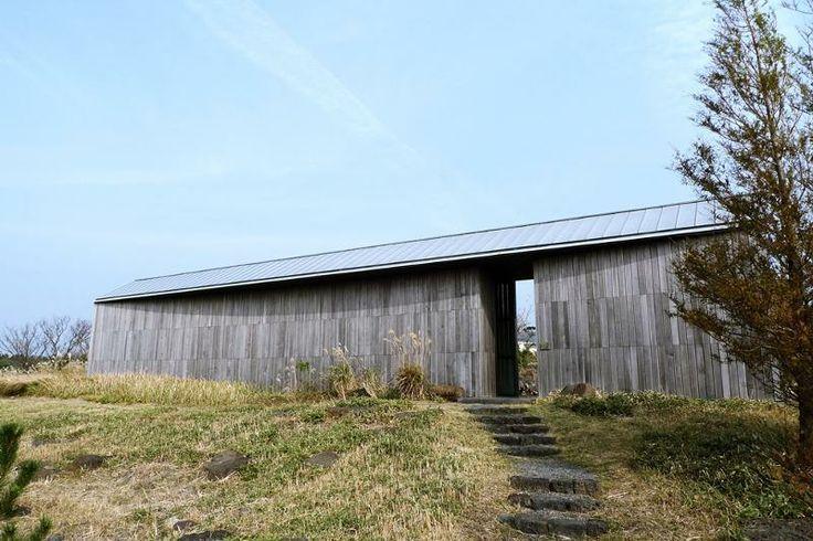 WIND Museum by ITAMI JUN in the Pinx Biotopia of Jeju Island