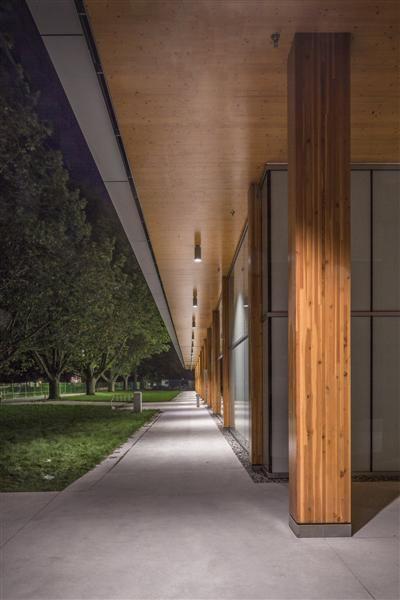 UBC's Earth Sciences Building (ESB) — Equilibrium Consulting Inc.