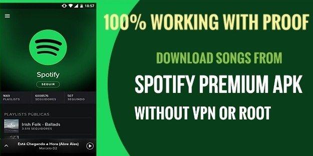 Spotify Cracked Apk #spotifycrackedapkreddit