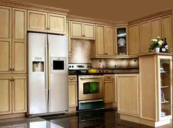 17 Best Ideas About Prefab Kitchen Cabinets On Pinterest
