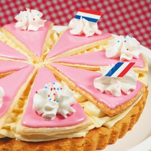 Recept: Tompoucetaart - Taart - Recepten  | Deleukstetaartenshop.nl | Deleukstetaartenshop.nl