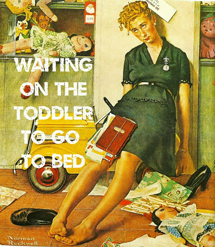 Toddler mom tired mom humor
