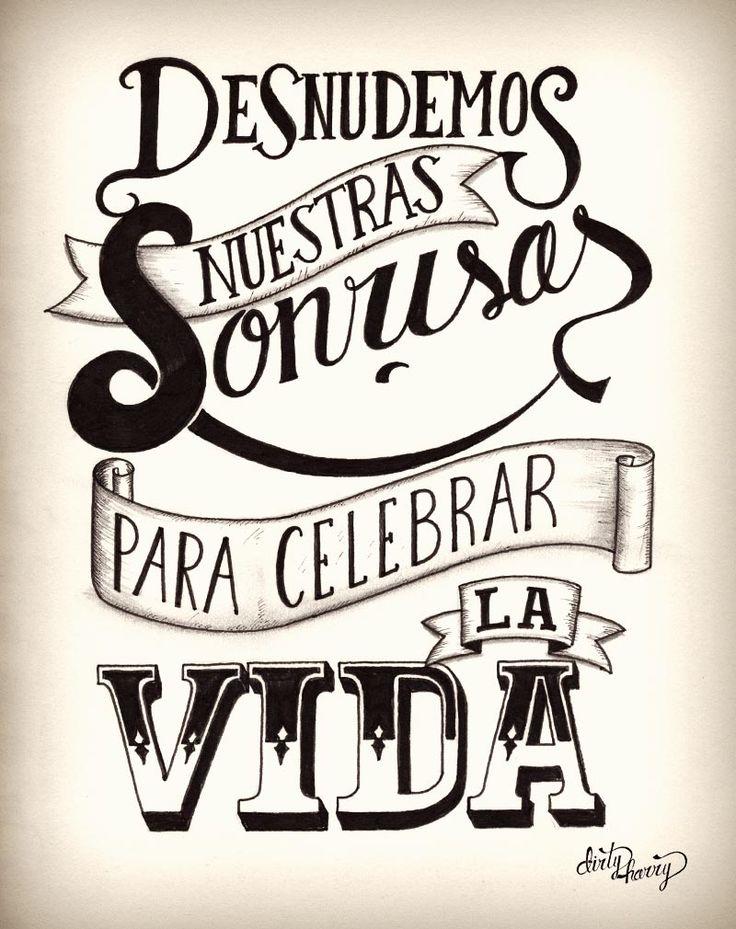 desnudemos nuestras sonrisas para celebrar la vida - www.dirtyharry.es