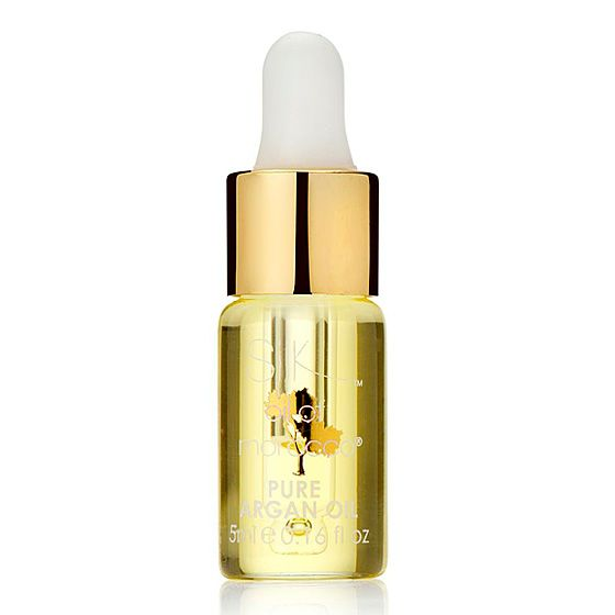 Buy Silk Oil of Morocco's Pure Argan Oil Online in Australia - 100% certified organic and is made of 98% Argan Oil and 2% Vitamin E Oil.