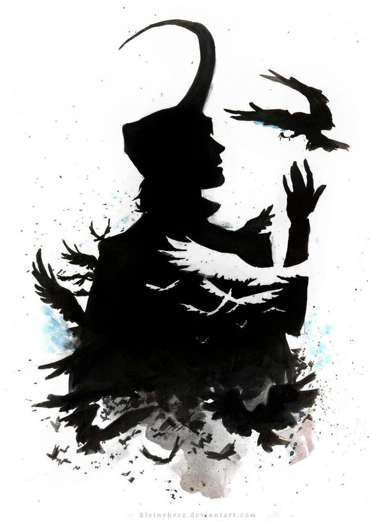 Loki ~ This would make an awesome tattoo!