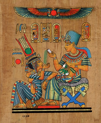Life Pleasures Papyrus