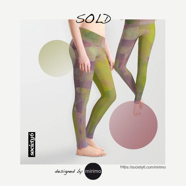 SOLD JUNGLE 01 leggings